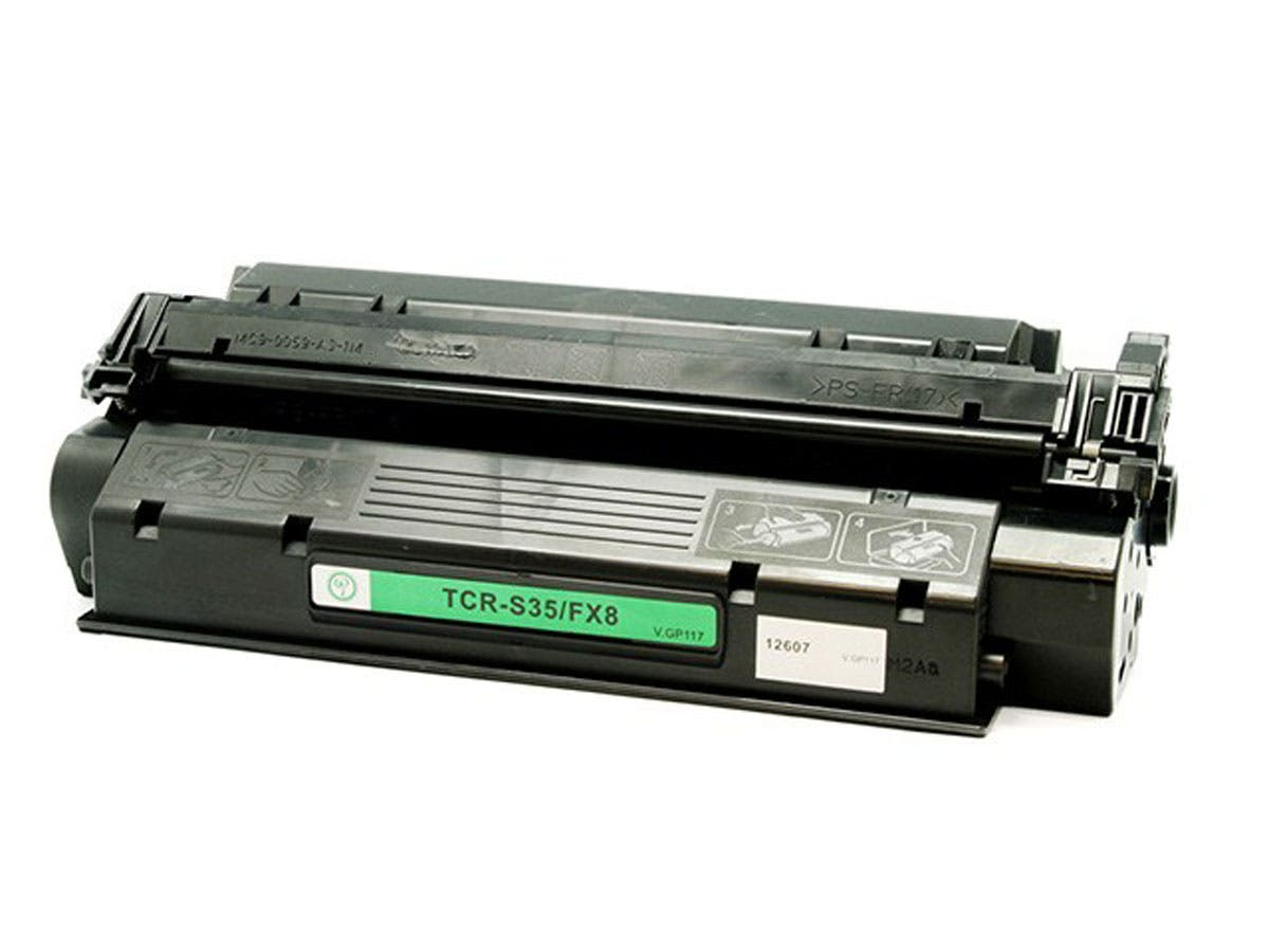 MPI compatible Canon S35/FX8 (8955A001AA) Laser/Toner-Black-Large-Image-1