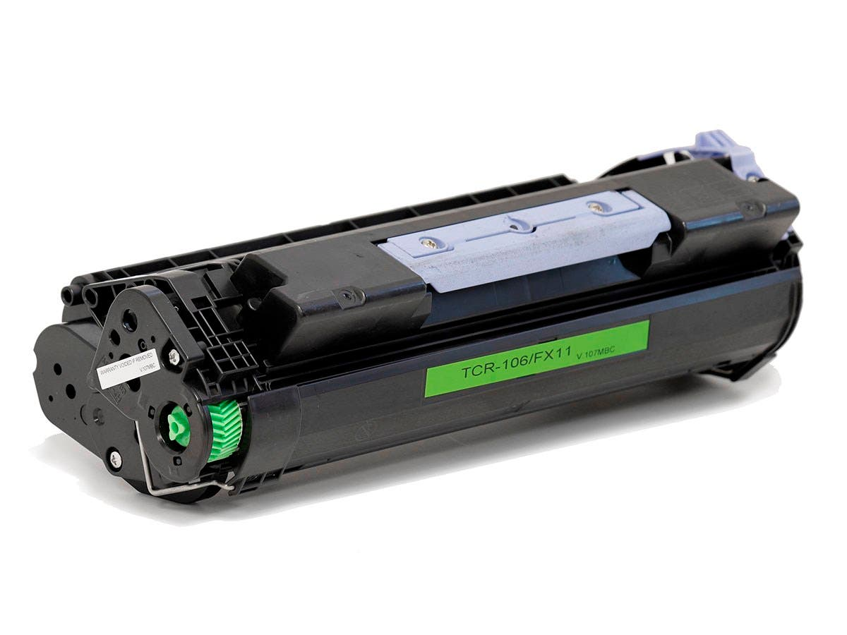 Monoprice Compatible Canon FX11/106 (0264B001AA) Laser Toner - Black-Large-Image-1