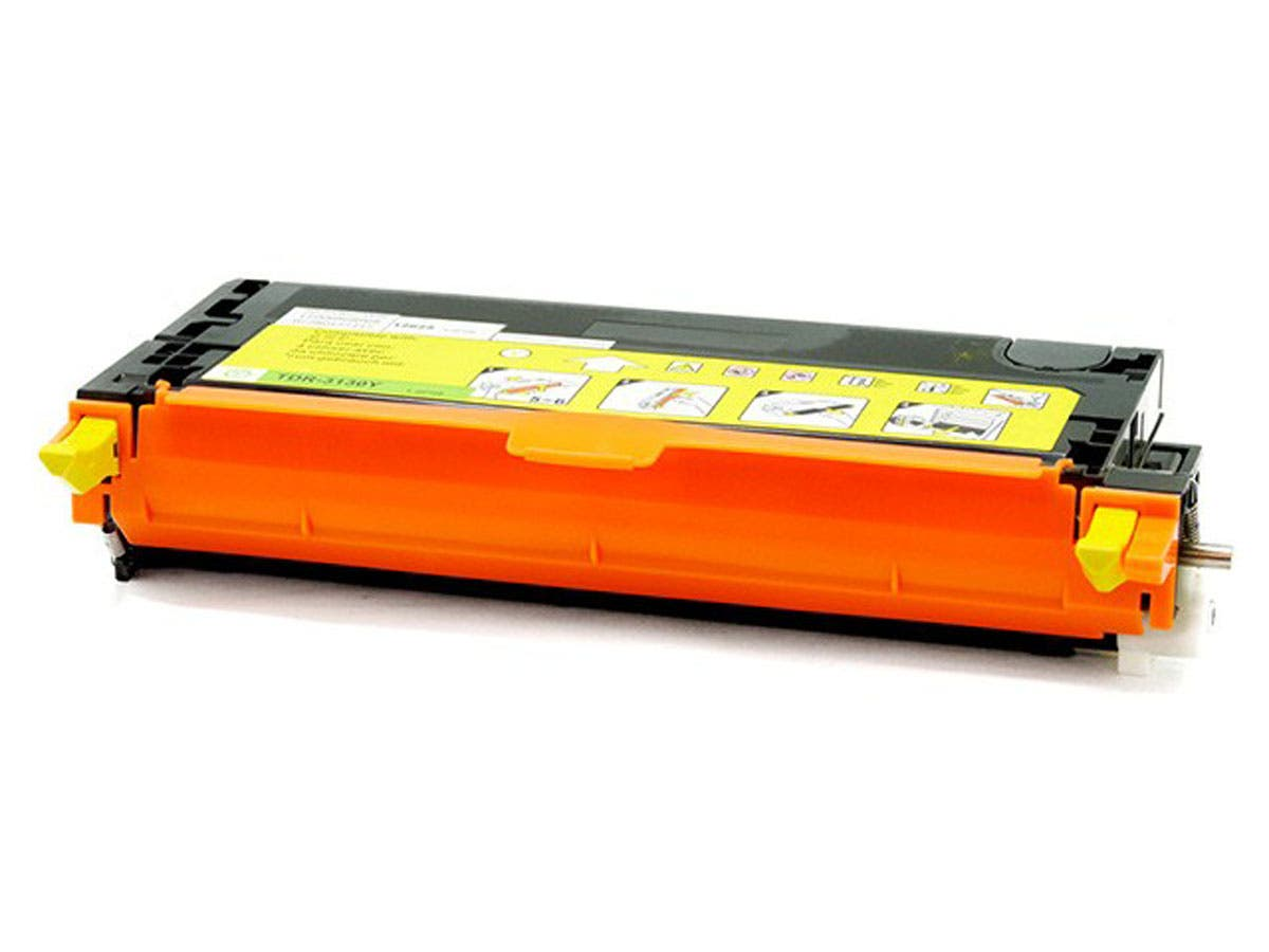 MPI Compatible Dell 3130Y (330-1204) Laser Toner - Yellow