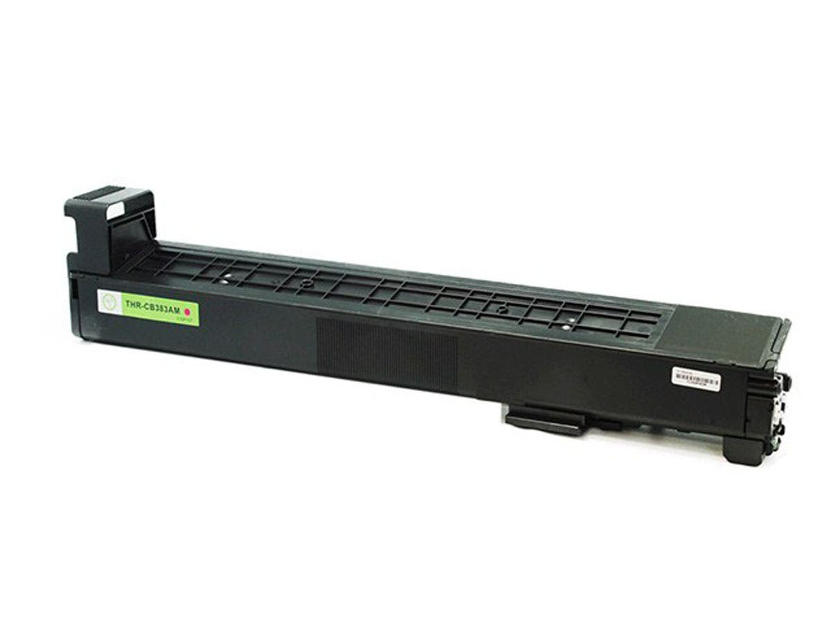Monoprice Compatible HP 824A (CB383A) Laser Toner - Magenta-Large-Image-1