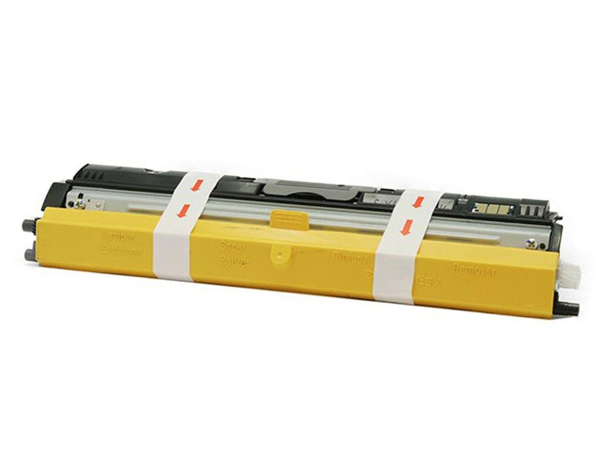 Monoprice Remanufactured Konica Minolta Q1600BK (A0V301F) Laser/Toner-Black-Large-Image-1