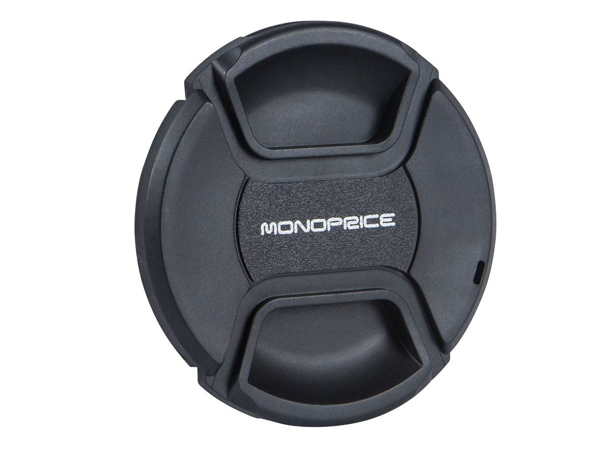72mm Center Pinch Lens Cap