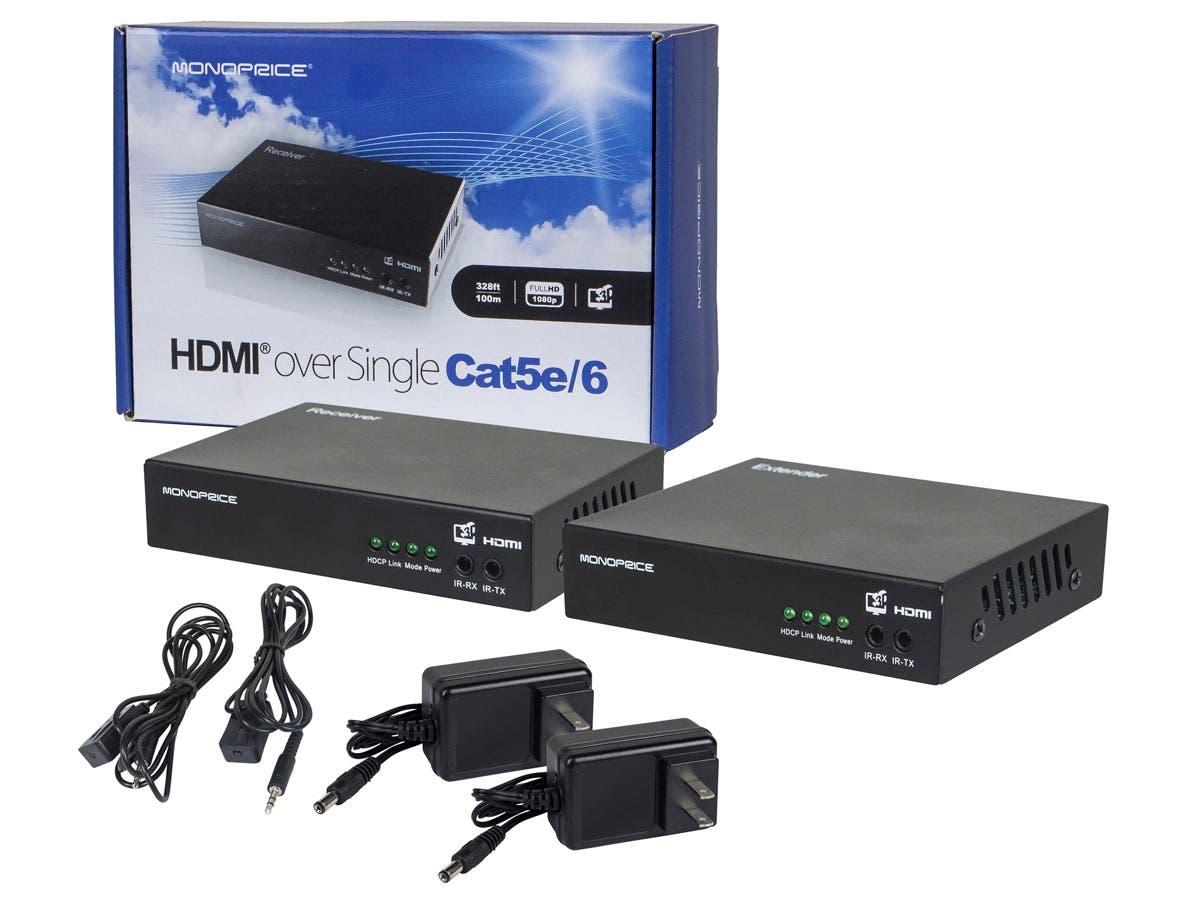 HDBaseT Extender Kit