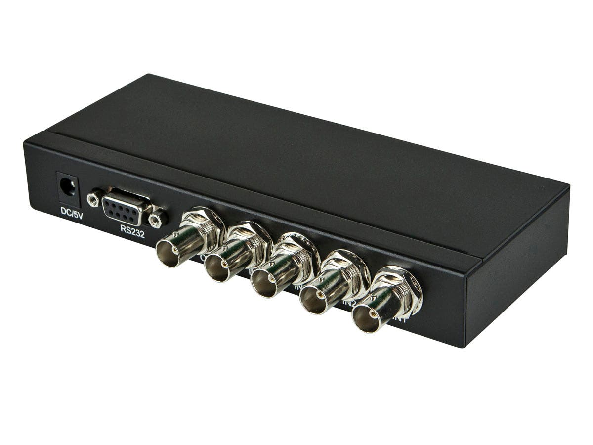 3G SDI 4x1 Switch