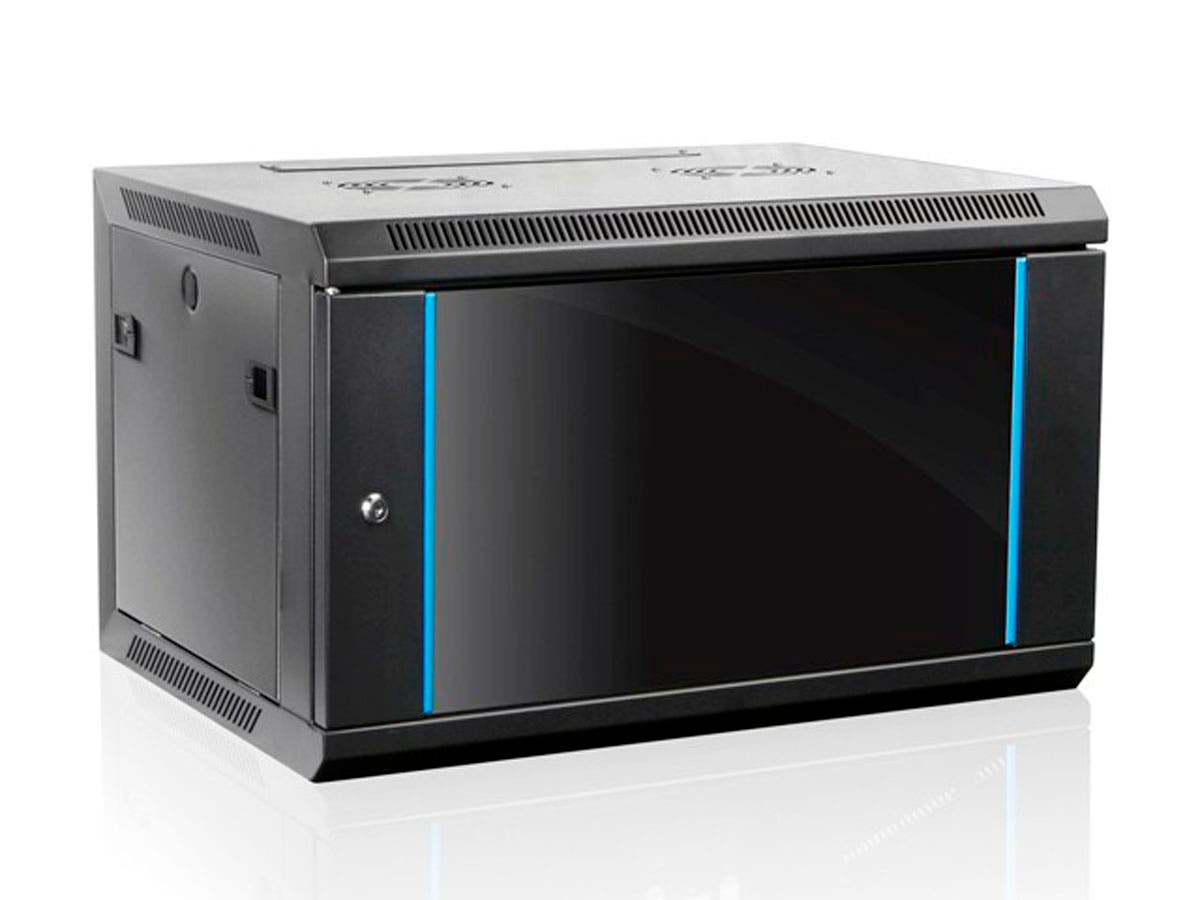 6U  450mm Depth Wallmount Server Cabinet