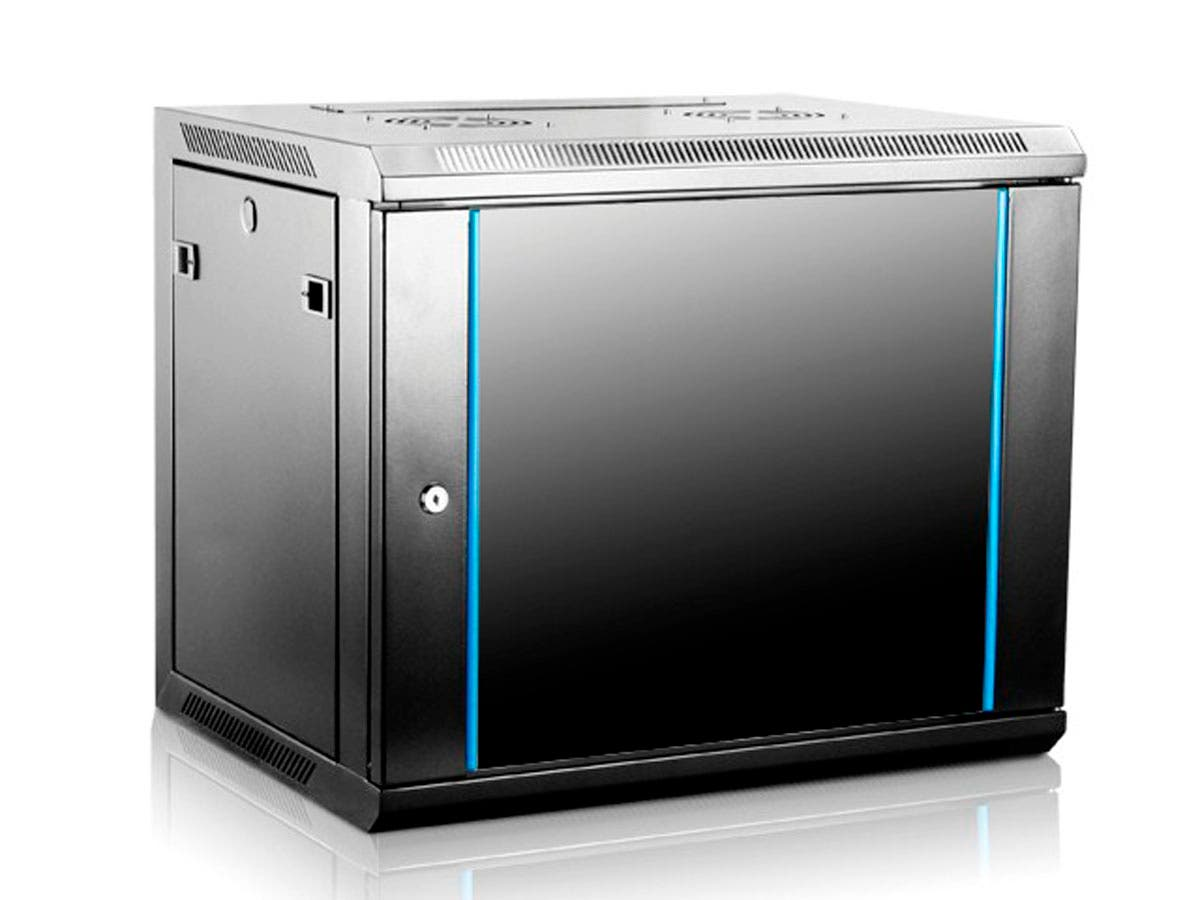 Monoprice 9U 450mm Depth Wallmount Server Cabinet-Large-Image-1