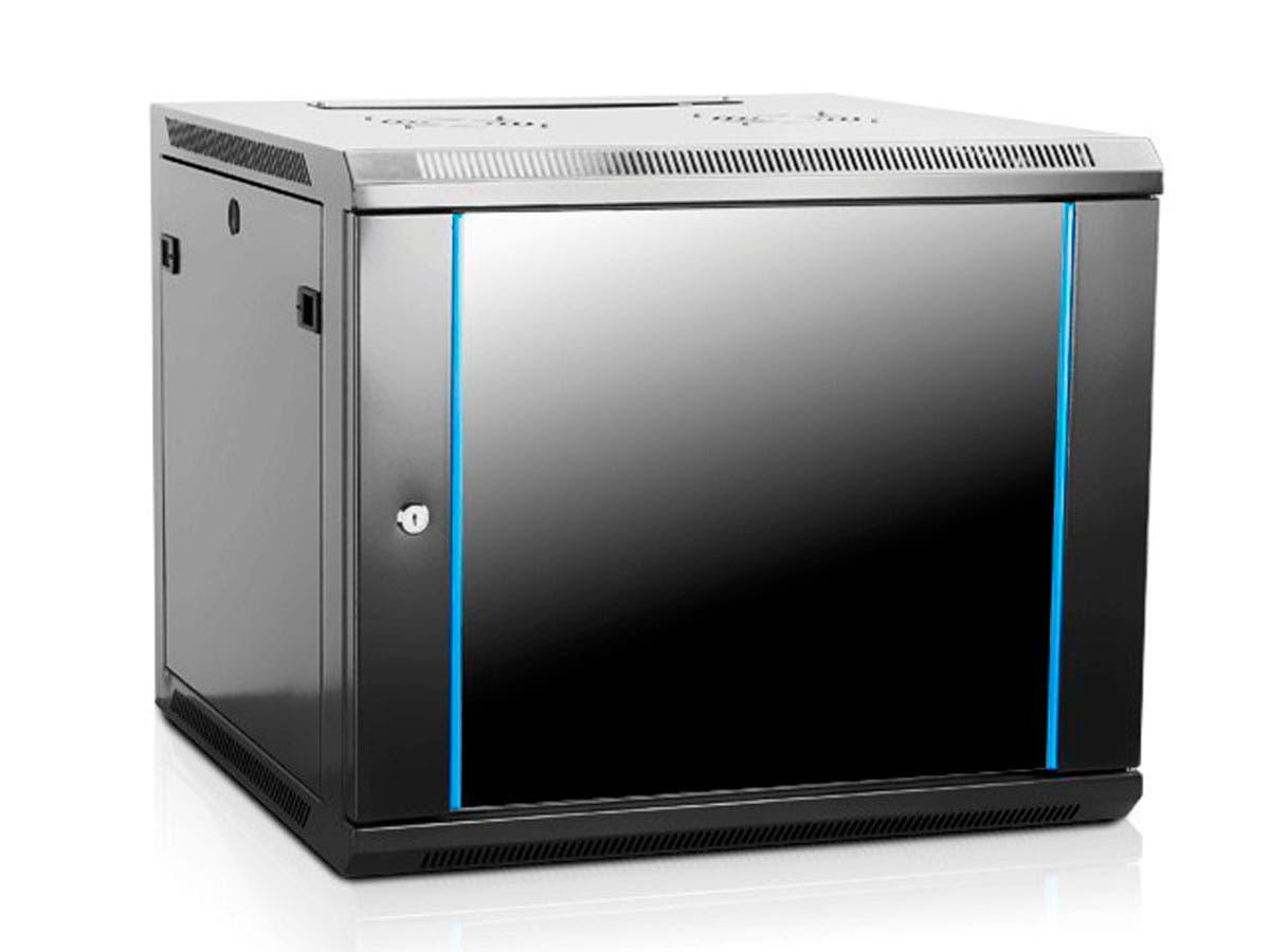 9U 600mm Depth Wallmount Server Cabinet