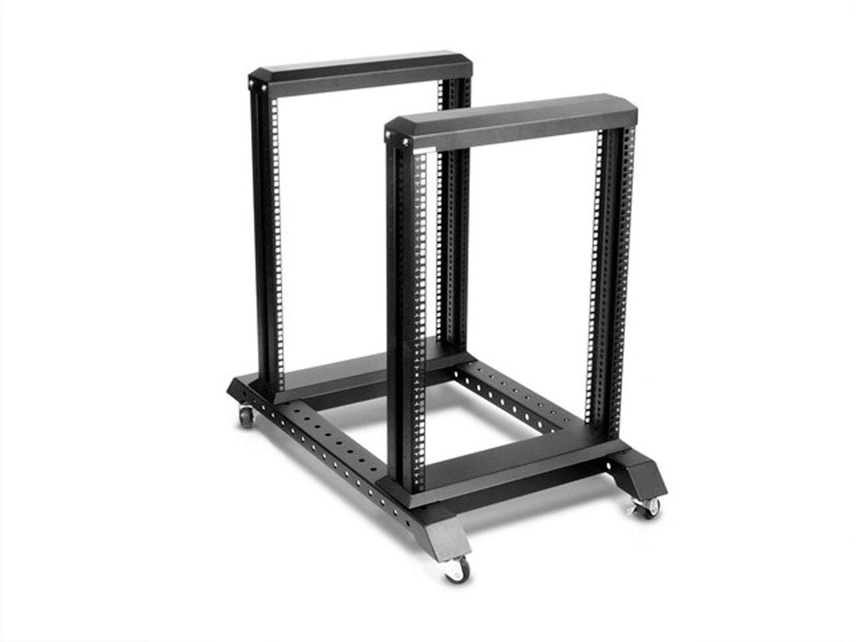 Monoprice 15U 4 Post Open Frame Rack-Large-Image-1