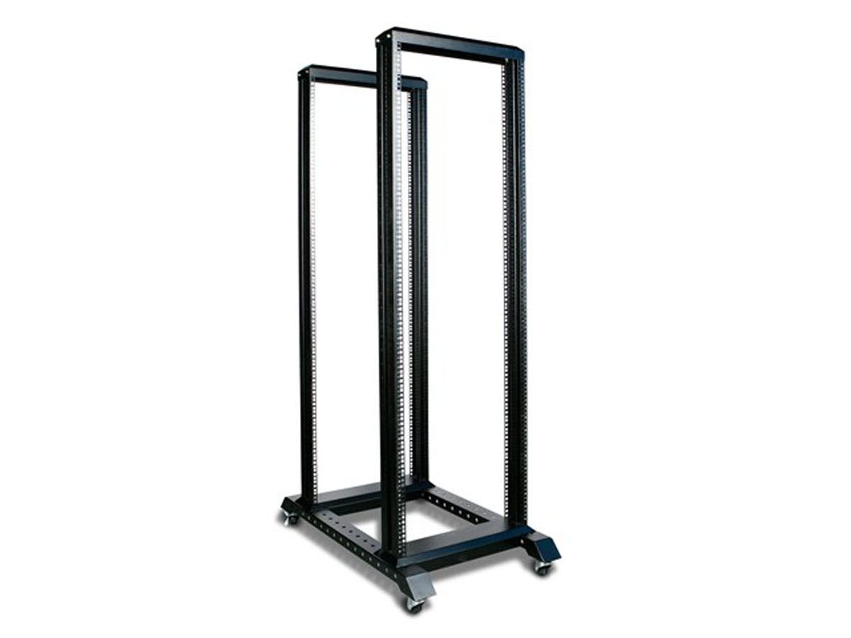 36U 4 Post Open Frame Rack-Large-Image-1