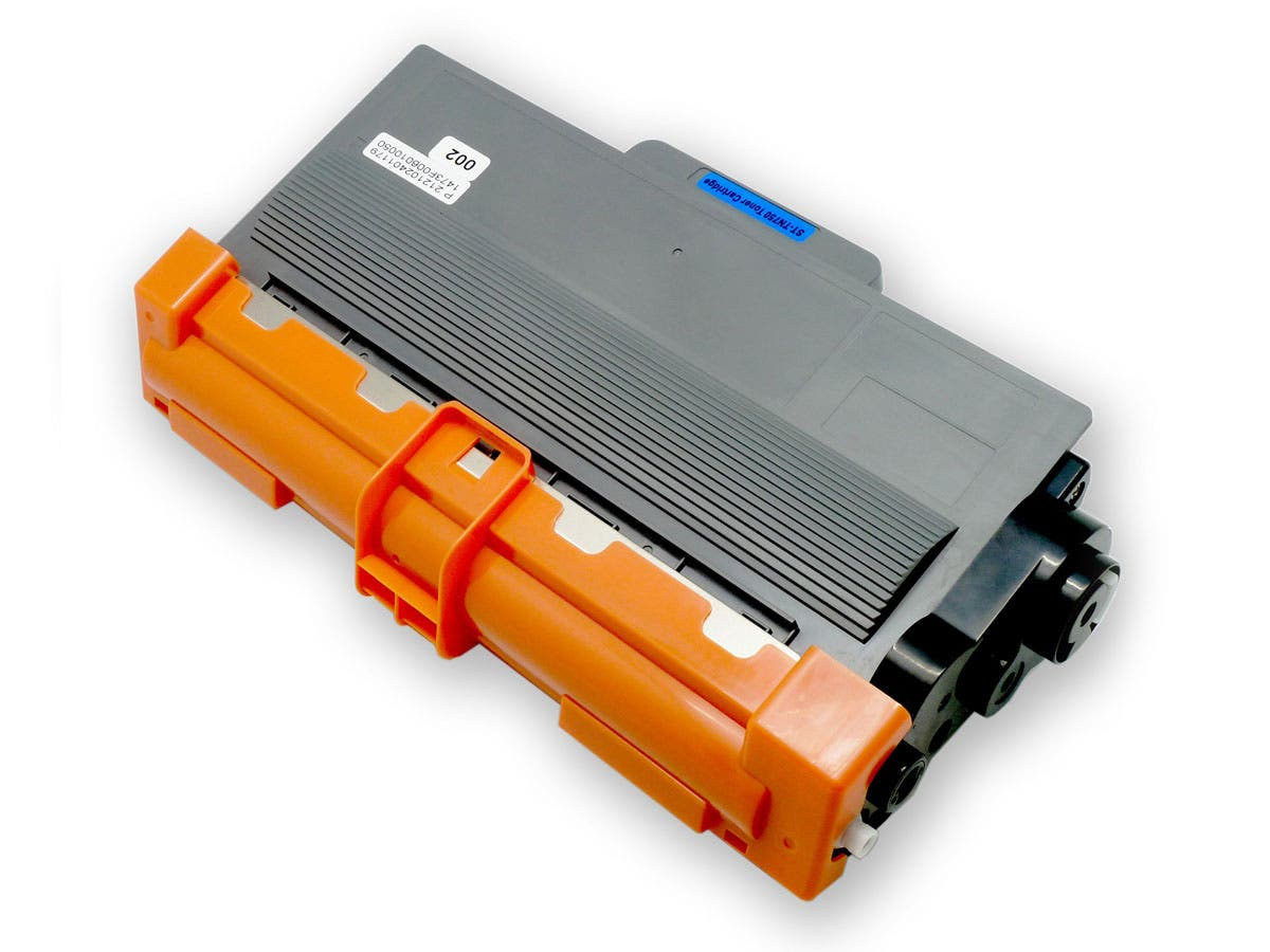 Monoprice Compatible Brother TN750 Laser/Toner-Black-Large-Image-1