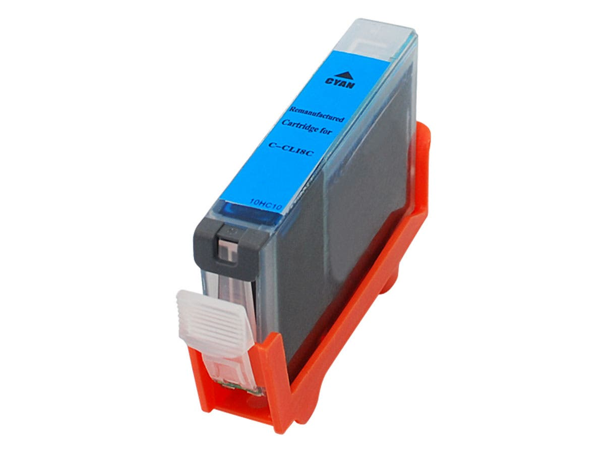 Monoprice Compatible Canon CLI8CR Inkjet-Cyan-Large-Image-1