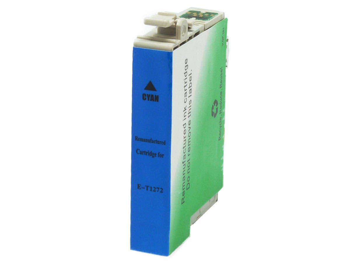 MPI Compatible Epson T1272 Inkjet-Cyan