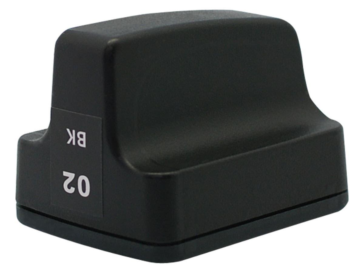 MPI Remanufactured HP 02BKSY (C8721WN) Inkjet-Black