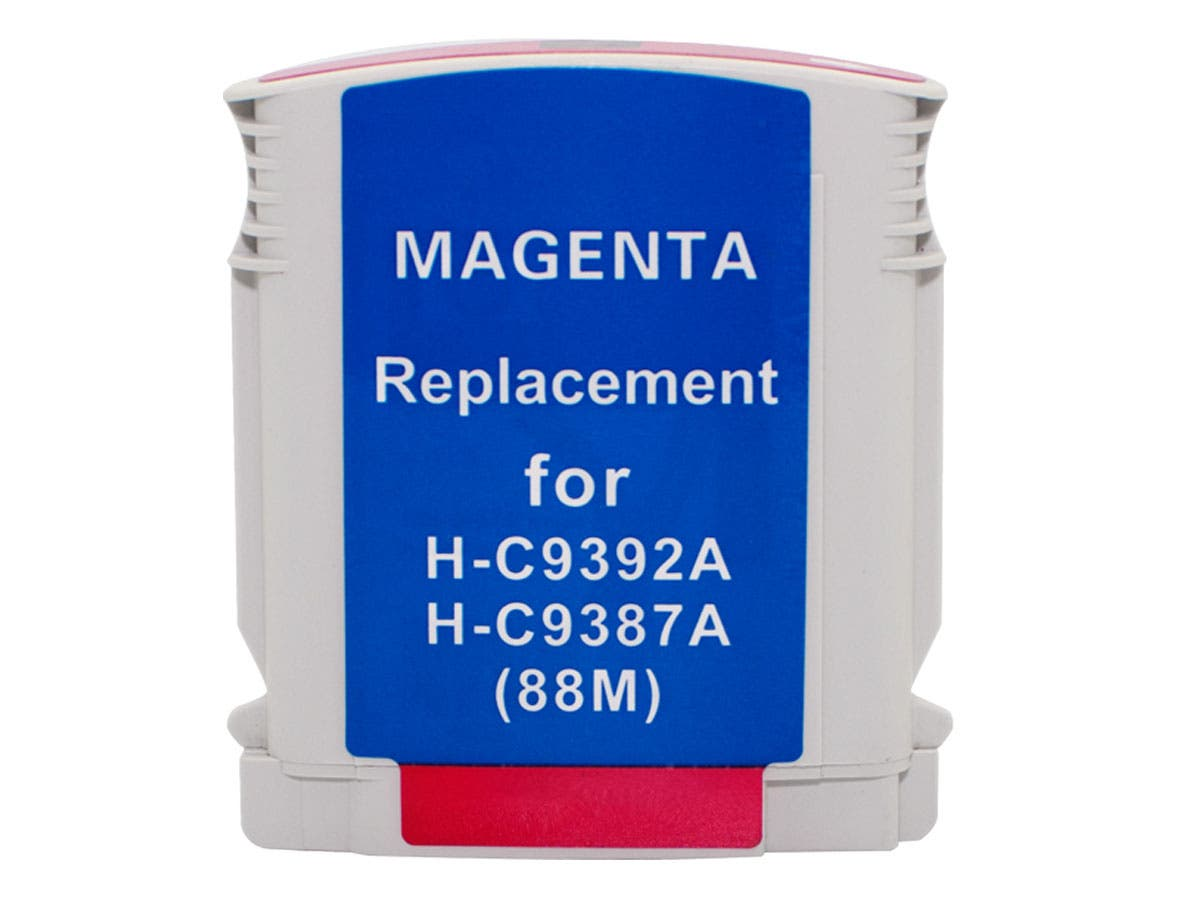 MPI Compatible HP 88XLM (C9392AN/9387AN) Inkjet-Magenta-Large-Image-1