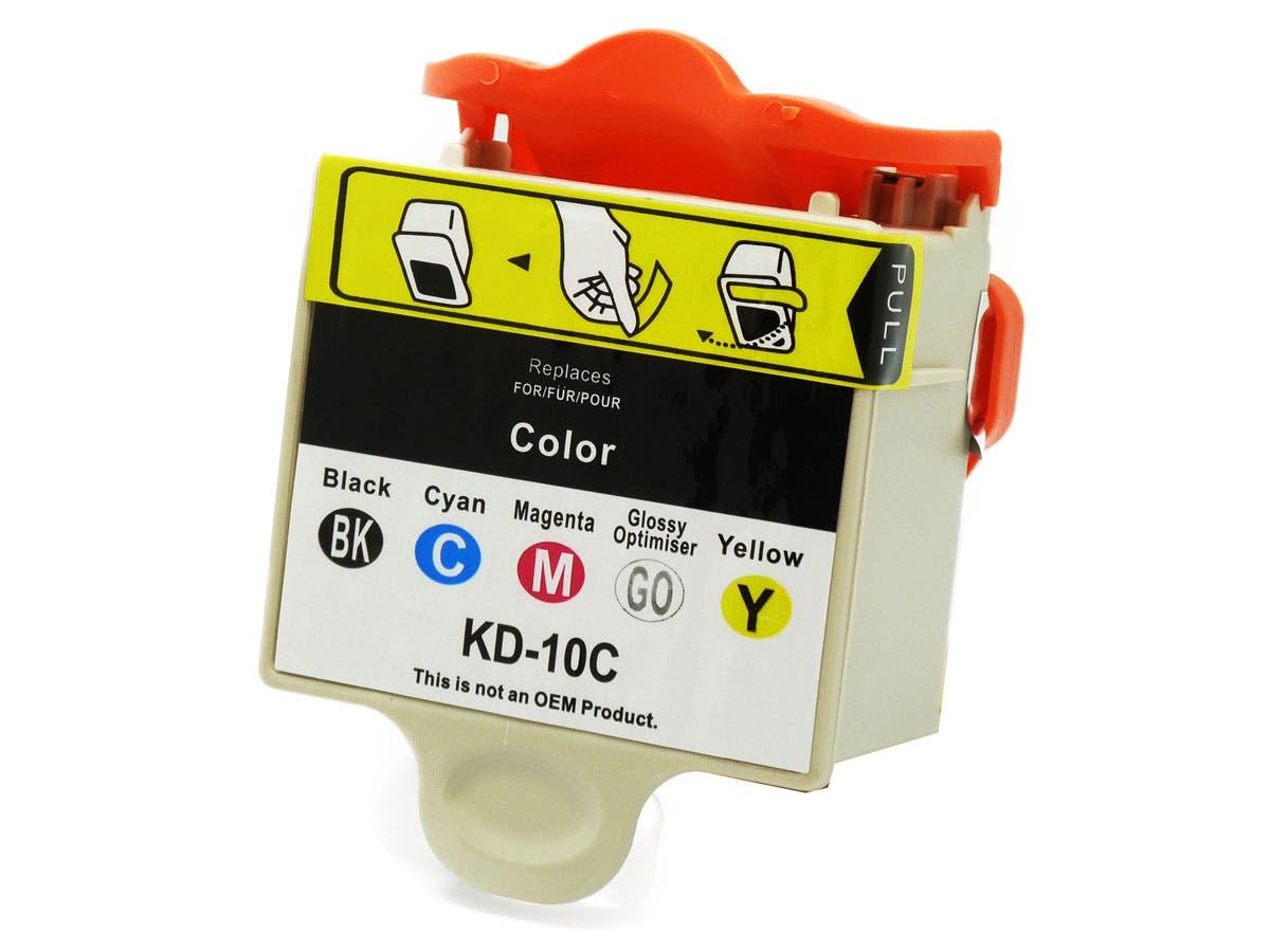 Monoprice Compatible Kodak 10C Inkjet-Tri Color-Large-Image-1