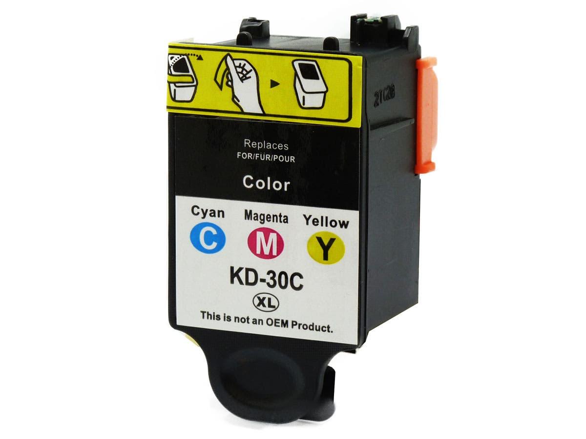 MPI Compatible Kodak 30XLC Inkjet- Tri-Color