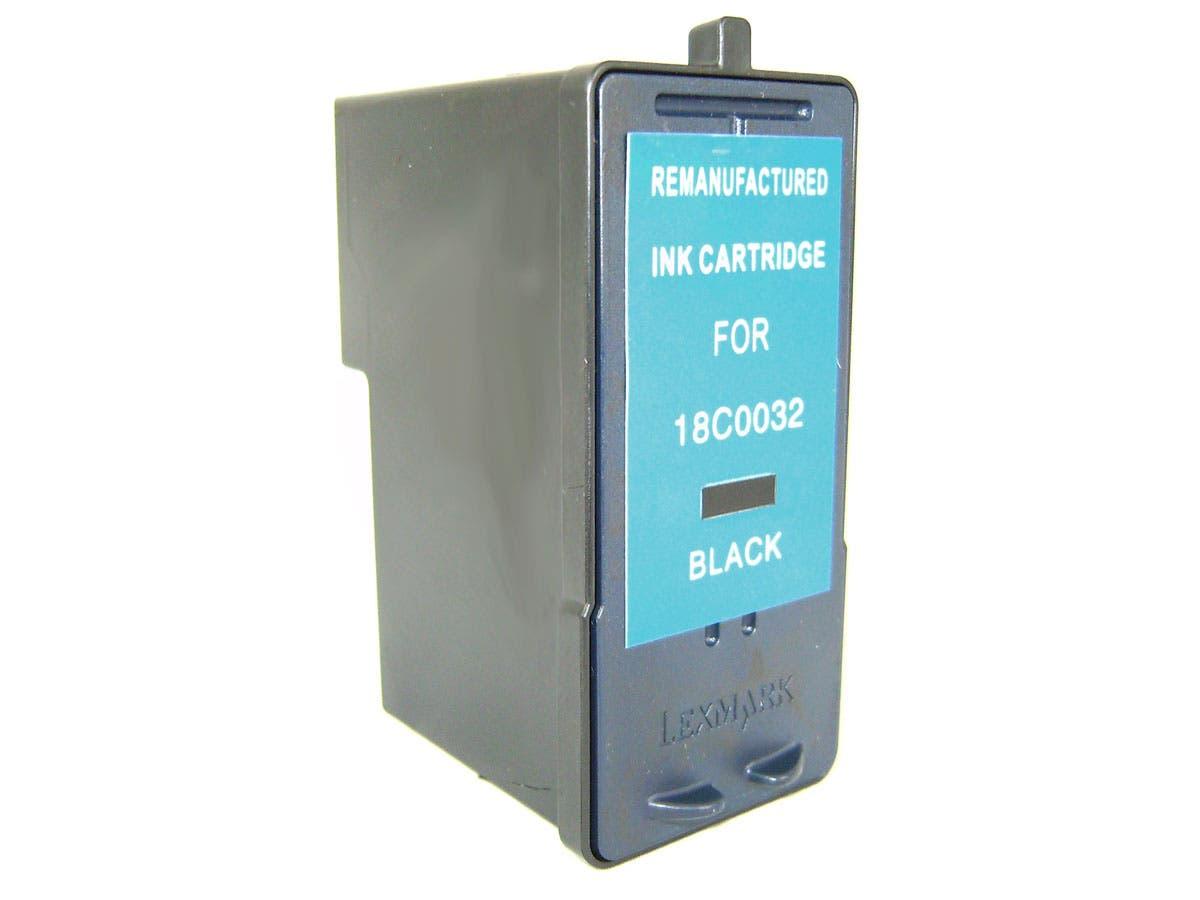 Monoprice Compatible Lexmark 18C0032 (32) Inkjet-Black-Large-Image-1