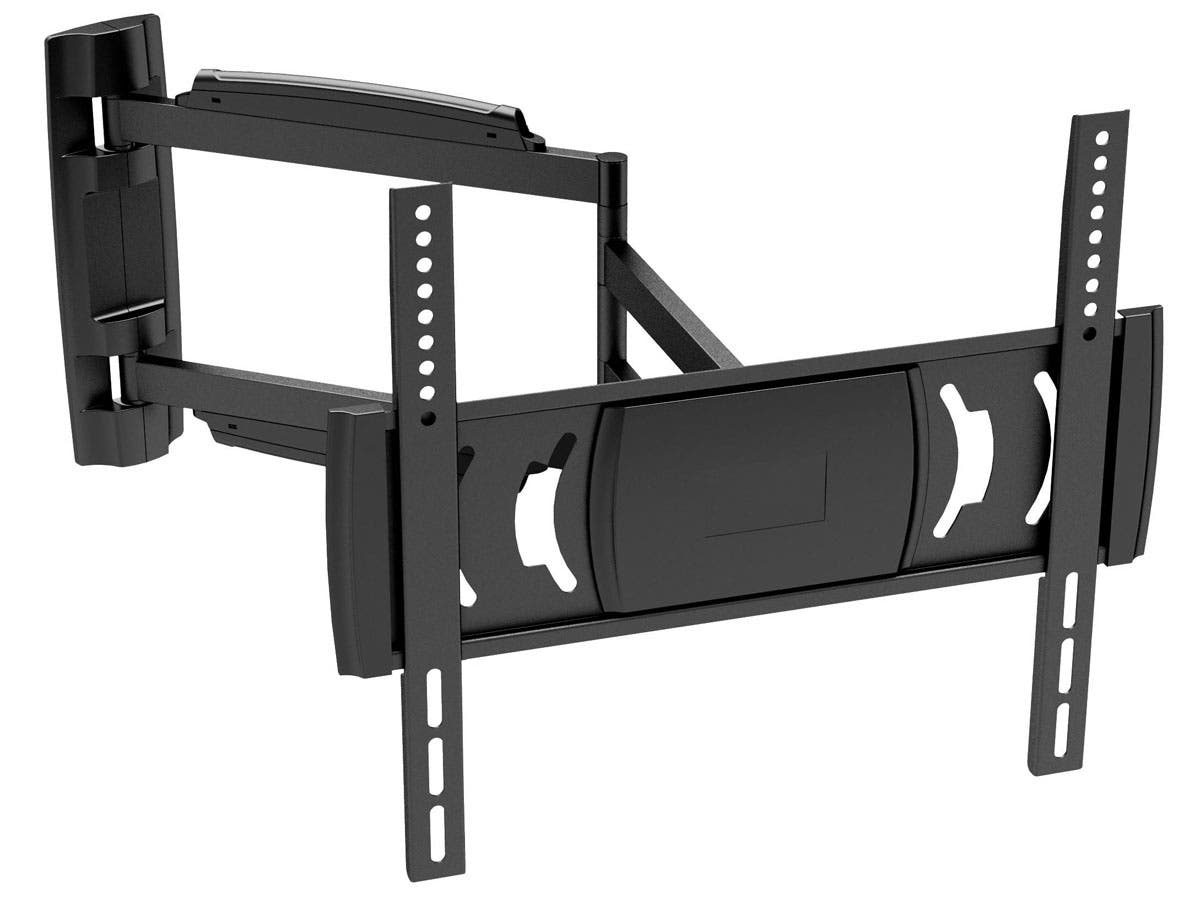 full motion tv wall mount max 55 lbs 32 55 inch. Black Bedroom Furniture Sets. Home Design Ideas