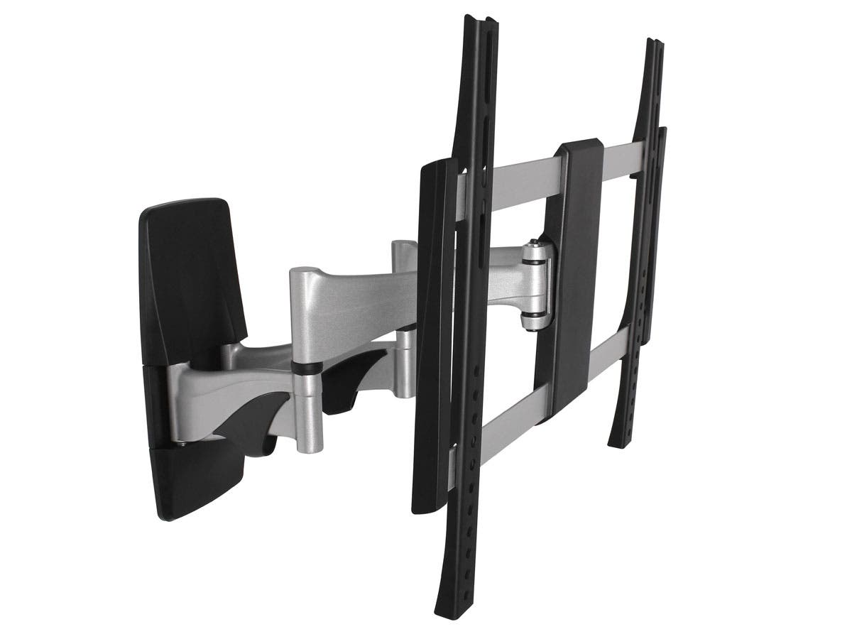 Full-Motion TV Wall Mount (Max 99 lbs, 32 - 55 inch)