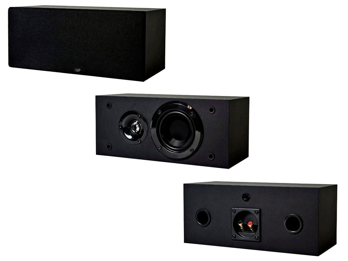 Monoprice Premium 51 Ch Home Theater System With Subwoofer