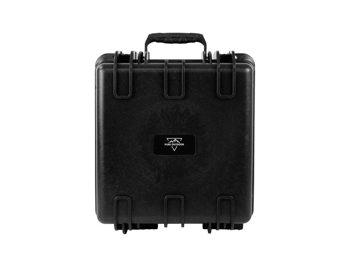 Weatherproof Hard Case with Customizable Foam, 19x16x6-inch