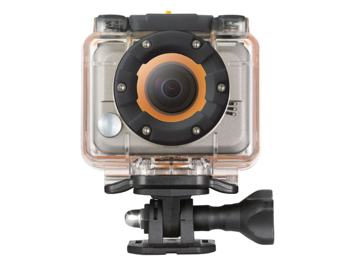Dive Case For MHD Sport 2.0 Wi-Fi Action Camera