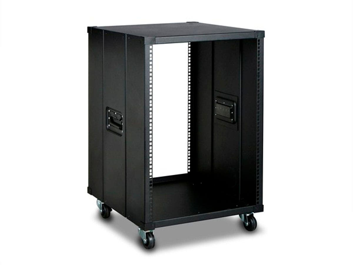 Monoprice 15U 600mm Depth Simple Server Rack, GSA Approved - main image