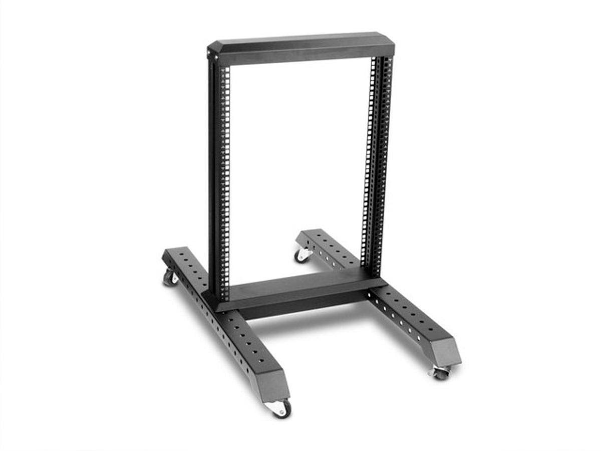 Monoprice 15U 2-Post Open Frame Rack-Large-Image-1