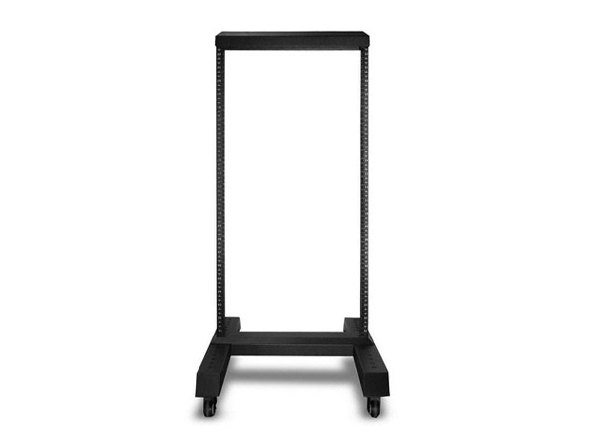 Monoprice 22U 2-Post Open Frame Rack-Large-Image-1