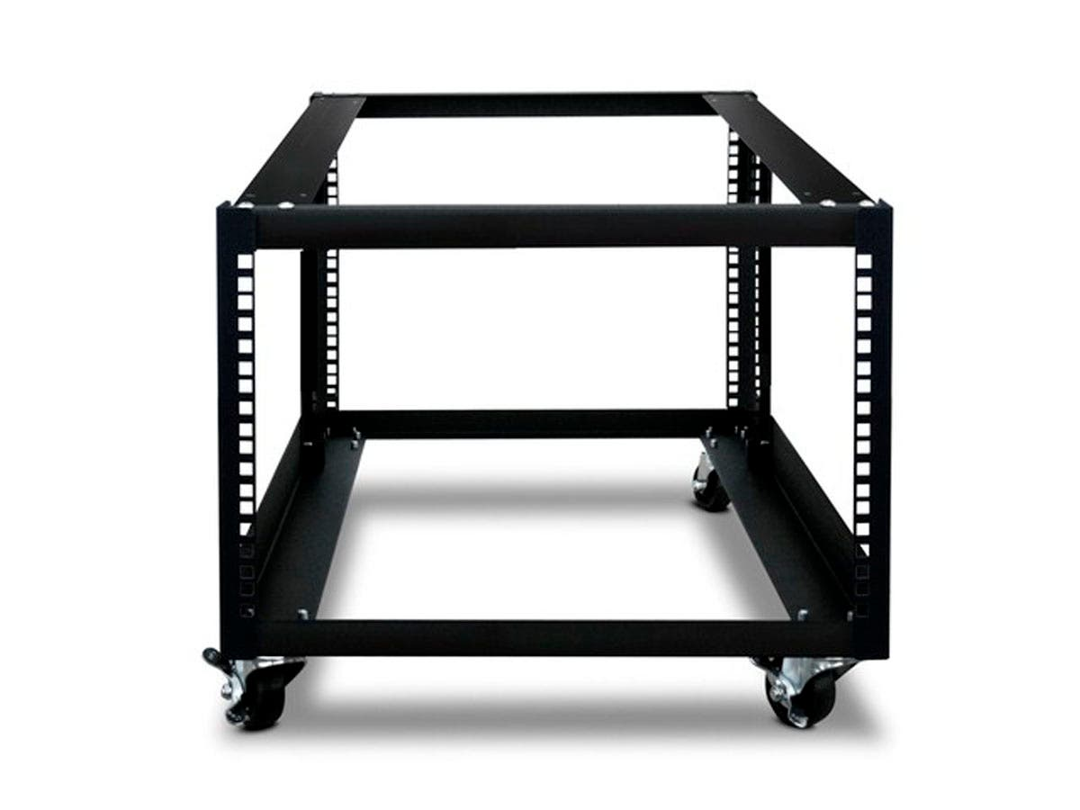 Monoprice 6U 900mm Open Frame Rack-Large-Image-1