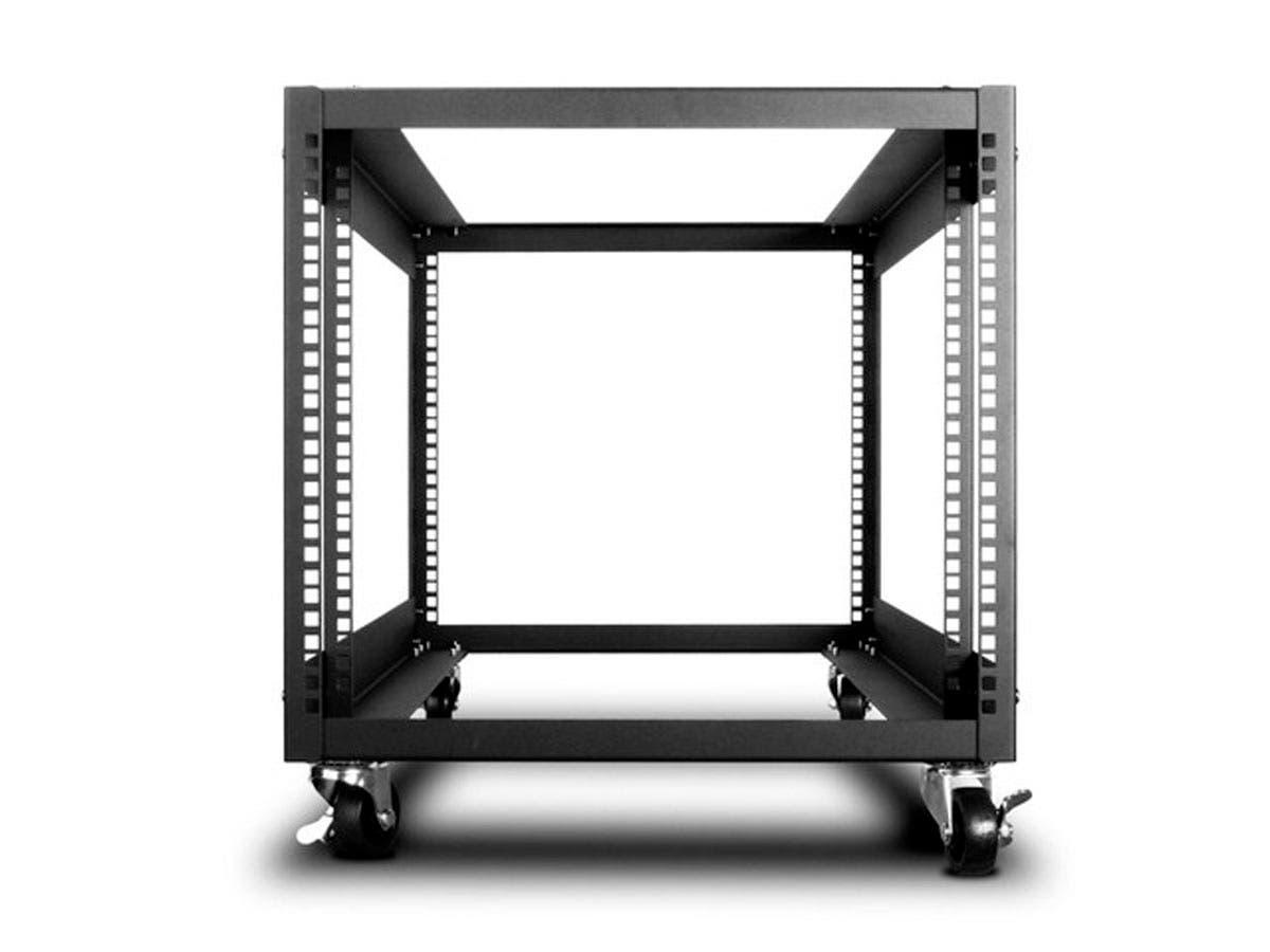 Monoprice 9U 900mm Open Frame Rack - Monoprice.com