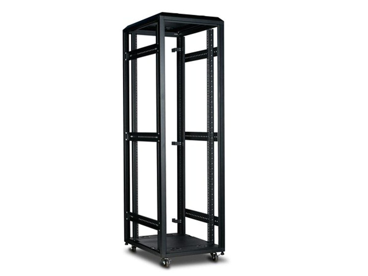 42U 4-Post Open Frame Rack - GSA Approved