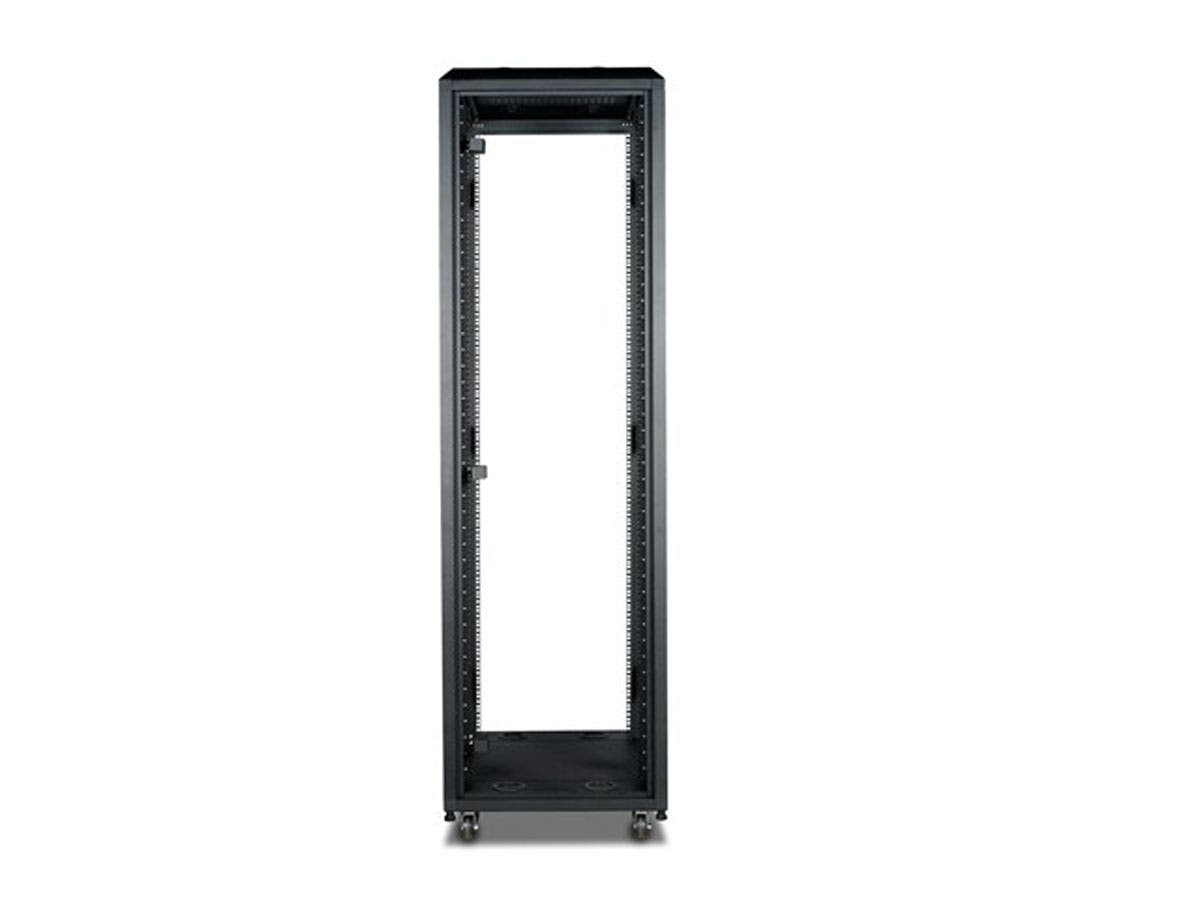 Monoprice 42u 4 Post Open Frame Rack Gsa Approved