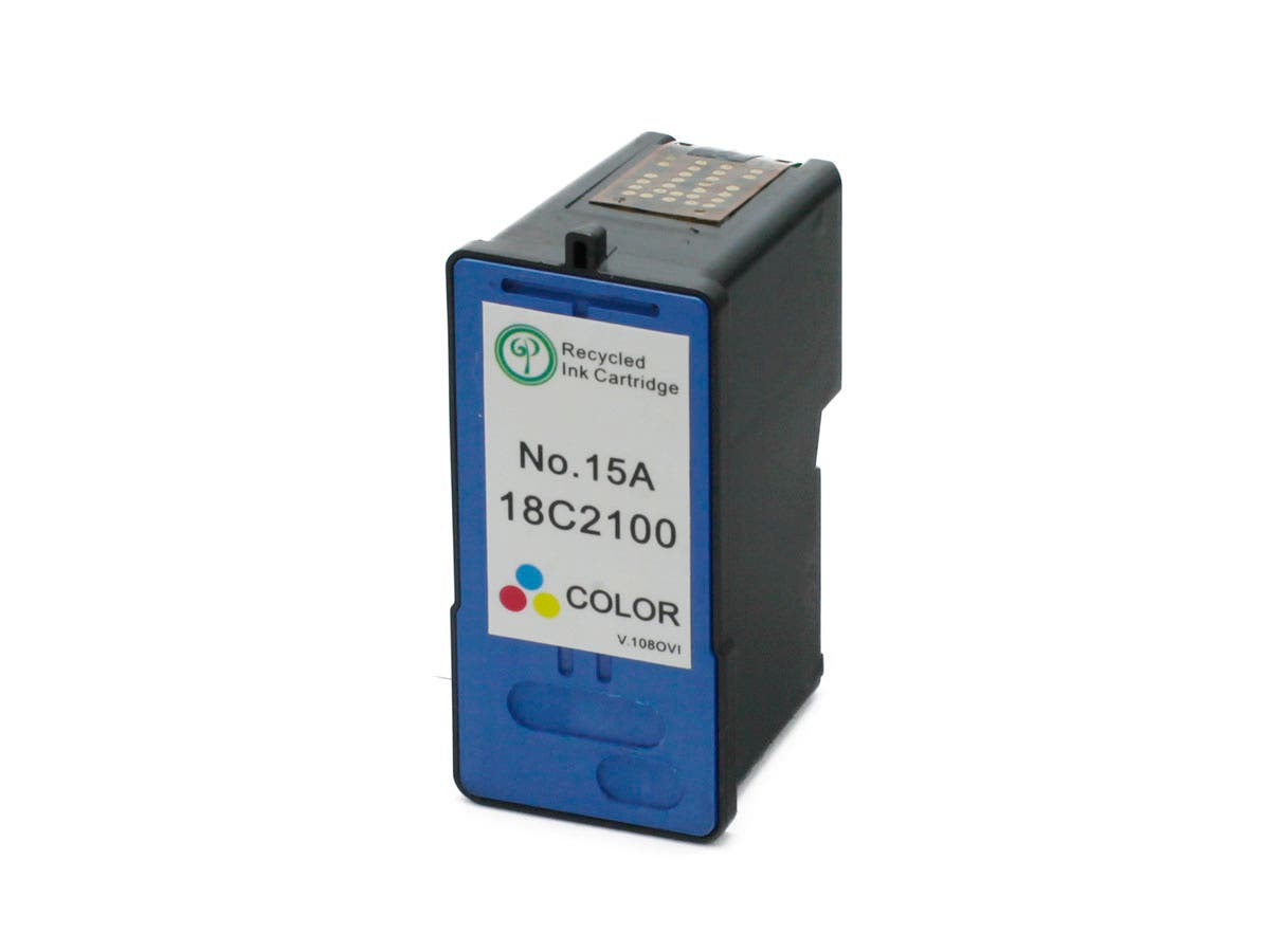 Monoprice Compatible Lexmark 18C2100(15A) Inkjet-Tricolor-Large-Image-1