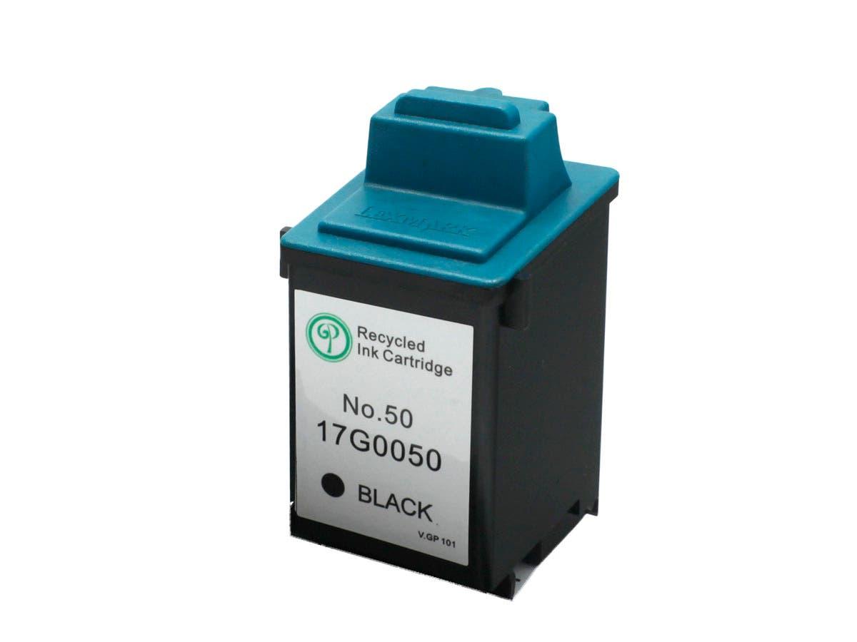 MPI Compatible Lexmark 12A1970(1970)/17G0050(50) Inkjet-Black