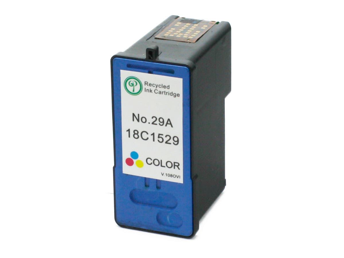 Monoprice Compatible Lexmark 18C1529(29A) Inkjet-Tricolor-Large-Image-1