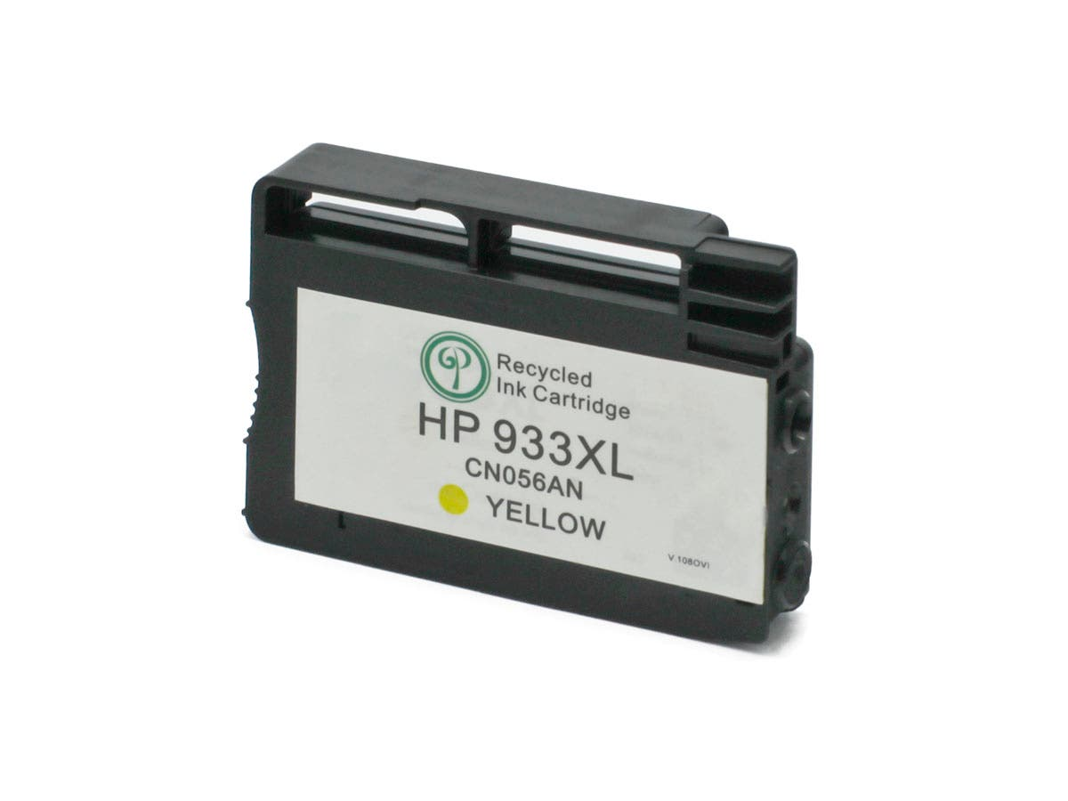 Monoprice Compatible HP 933XL (CN056AN) Inkjet-Yellow (High Yield)-Large-Image-1