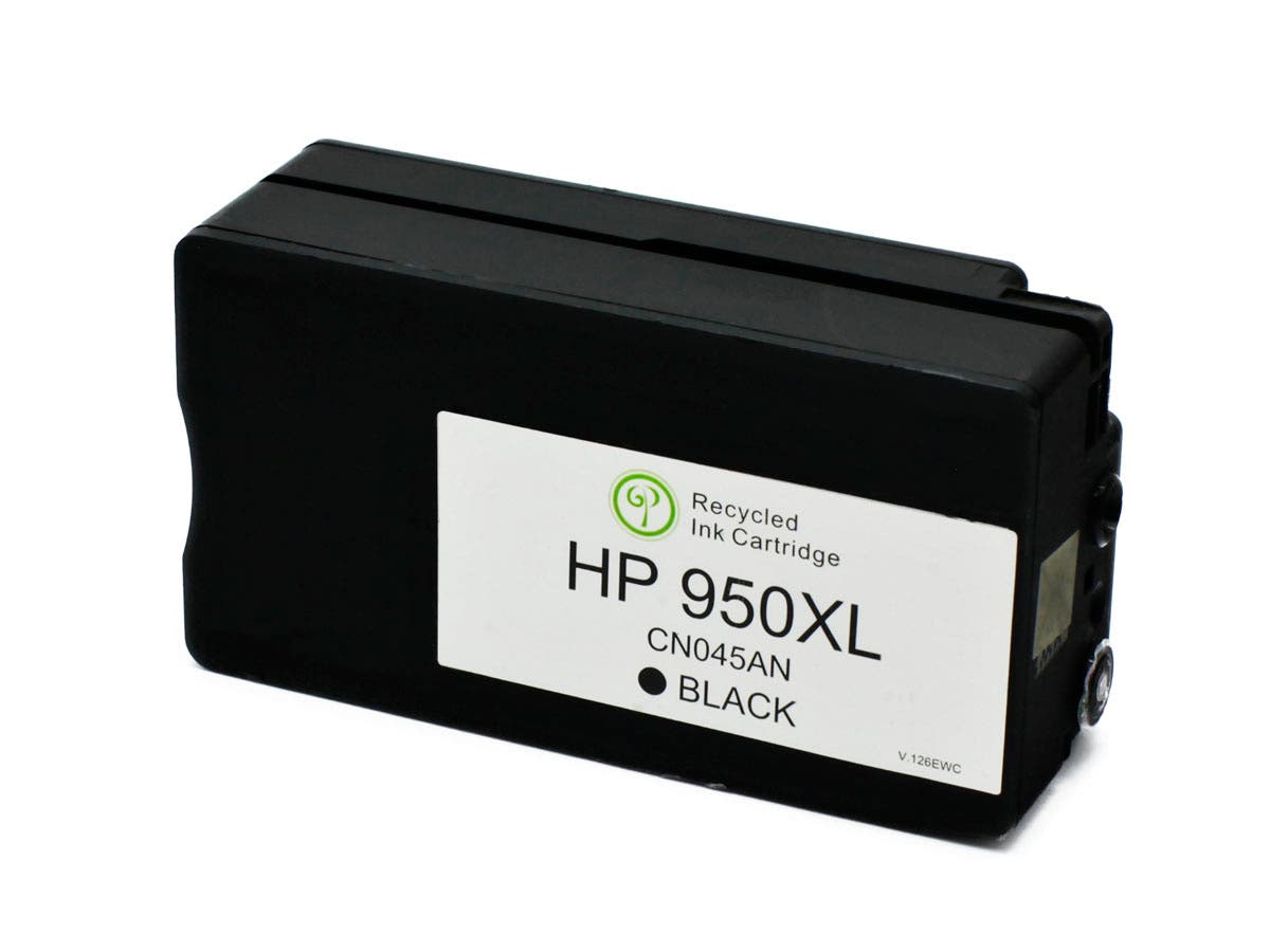 Monoprice remanufactured HP 950XL (CN045AN) Inkjet-Black (High Yield) (Chip revised 9/2015 for HP Recognition)-Large-Image-1
