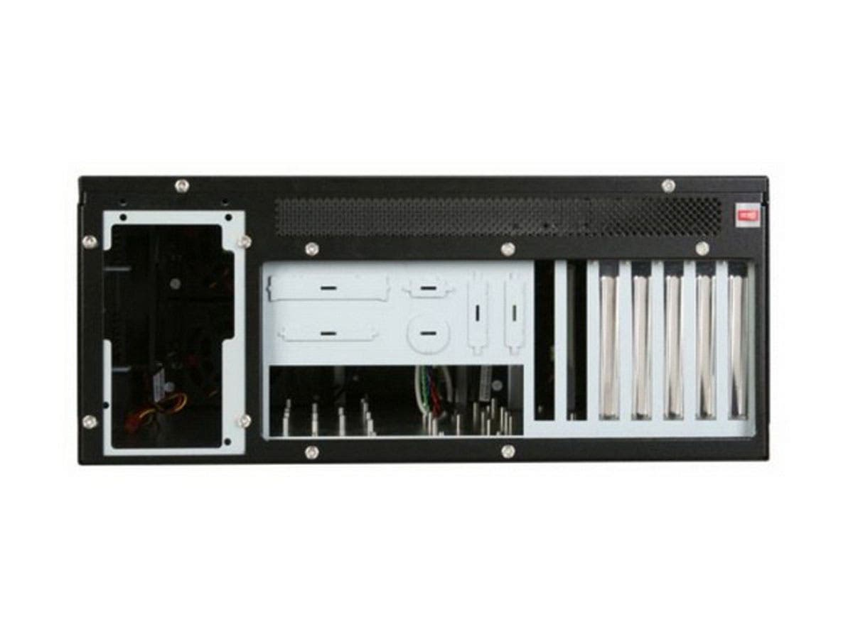 Monoprice 4U 10-Bay Storage Server Chassis with 15x 3.5in Hotswap Bays-Large-Image-1
