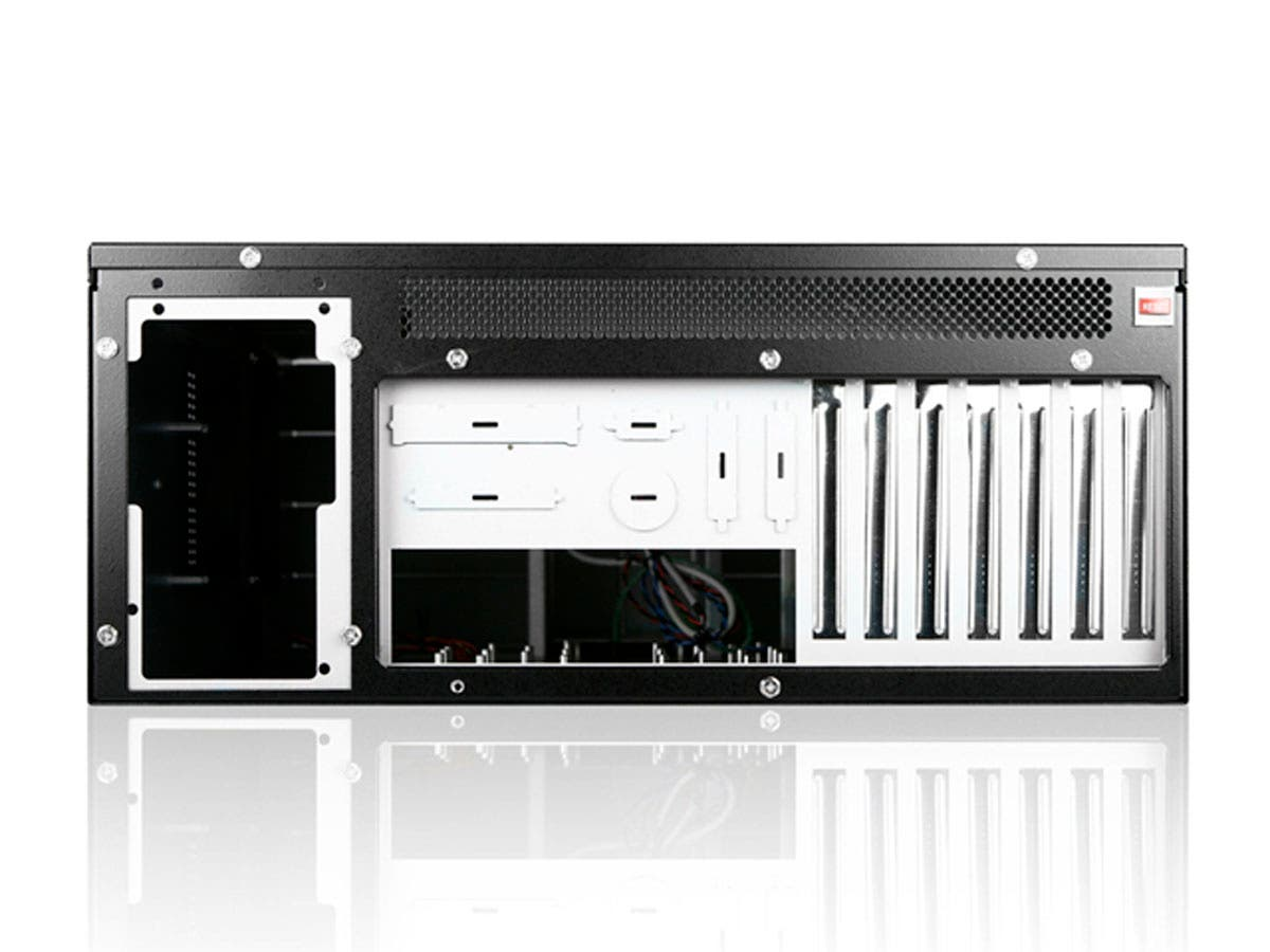 4U 10-Bay Storage Server Chassis with 8x 3.5in Hotswap Bays