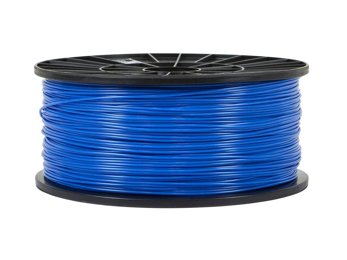 Monoprice Premium 3D Printer Filament ABS 1.75MM 1kg/spool, Blue-Large-Image-1