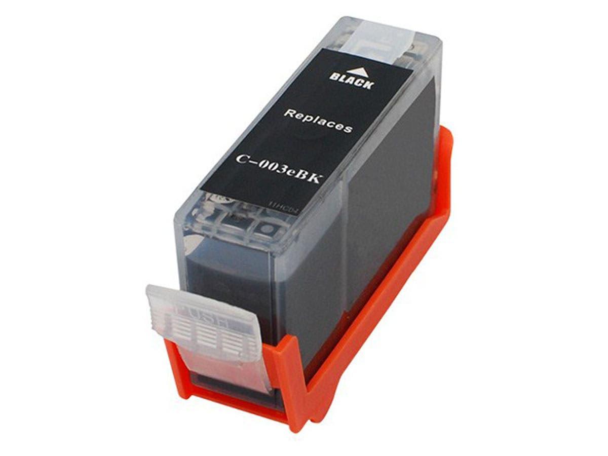Monoprice Compatible Canon BCI-3eBK Inkjet- Black (High Yield)-Large-Image-1