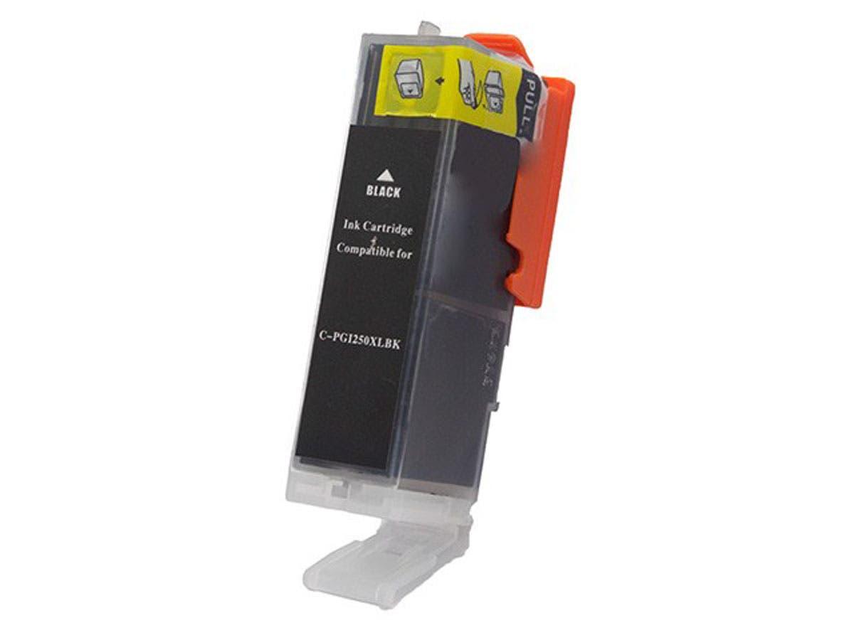Monoprice Compatible Canon PGI-250XLBK Inkjet- Photo Black-Large-Image-1