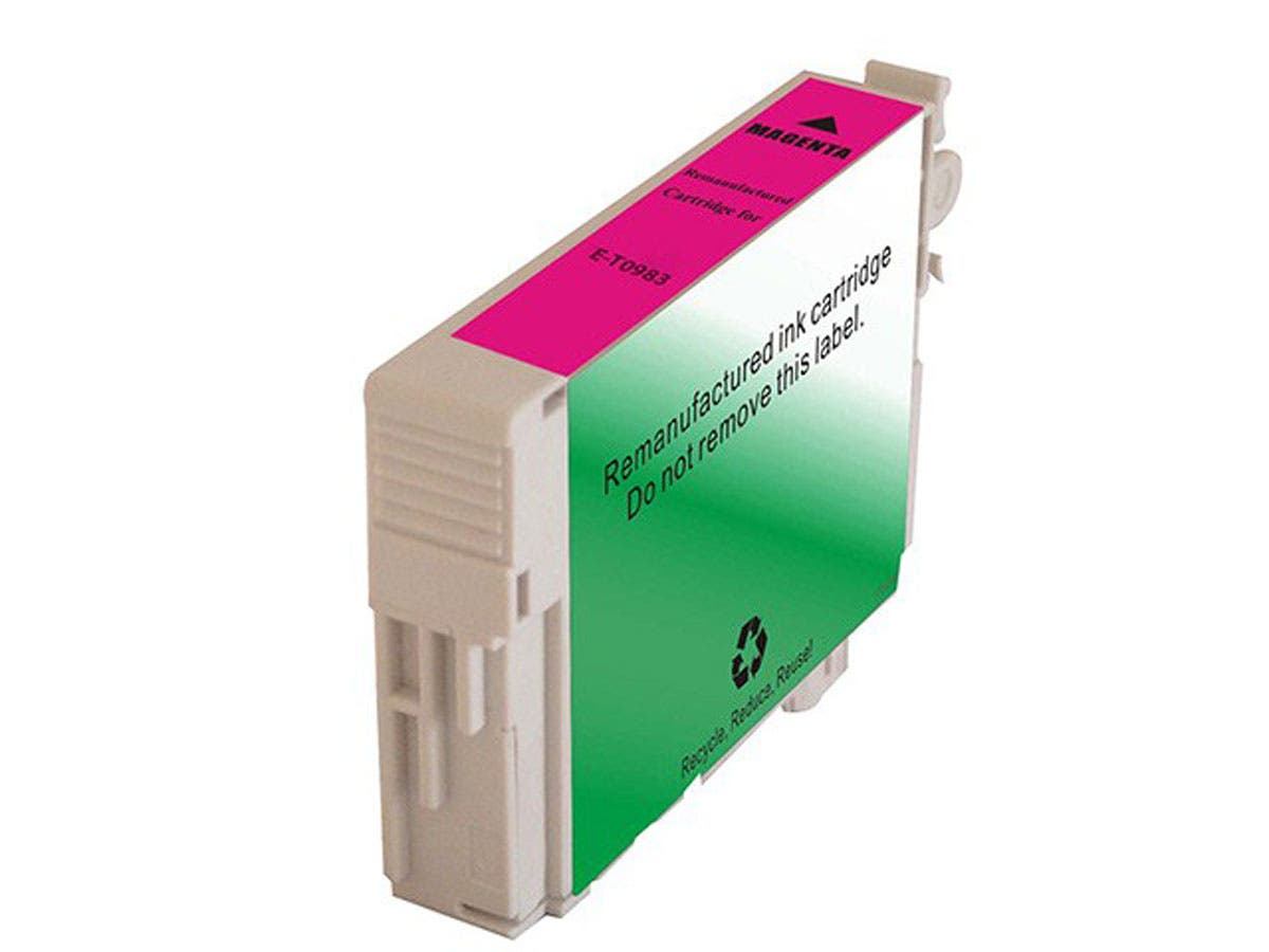MPI Remanufactured Cartridge for Epson T098320 Inkjet- Magenta