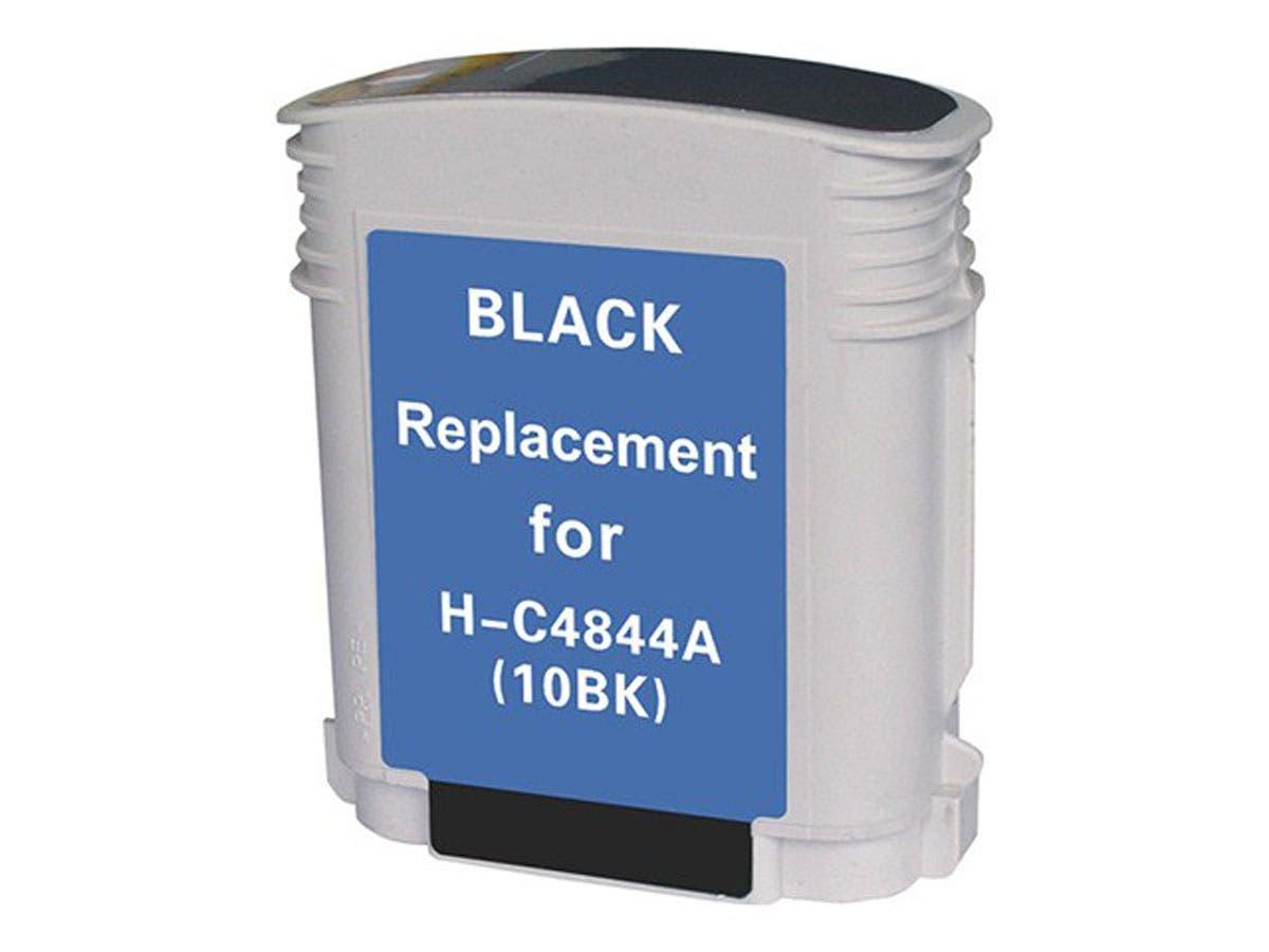 MPI Compatible HP 10BKHC(C4844A) Inkjet- Black-Large-Image-1