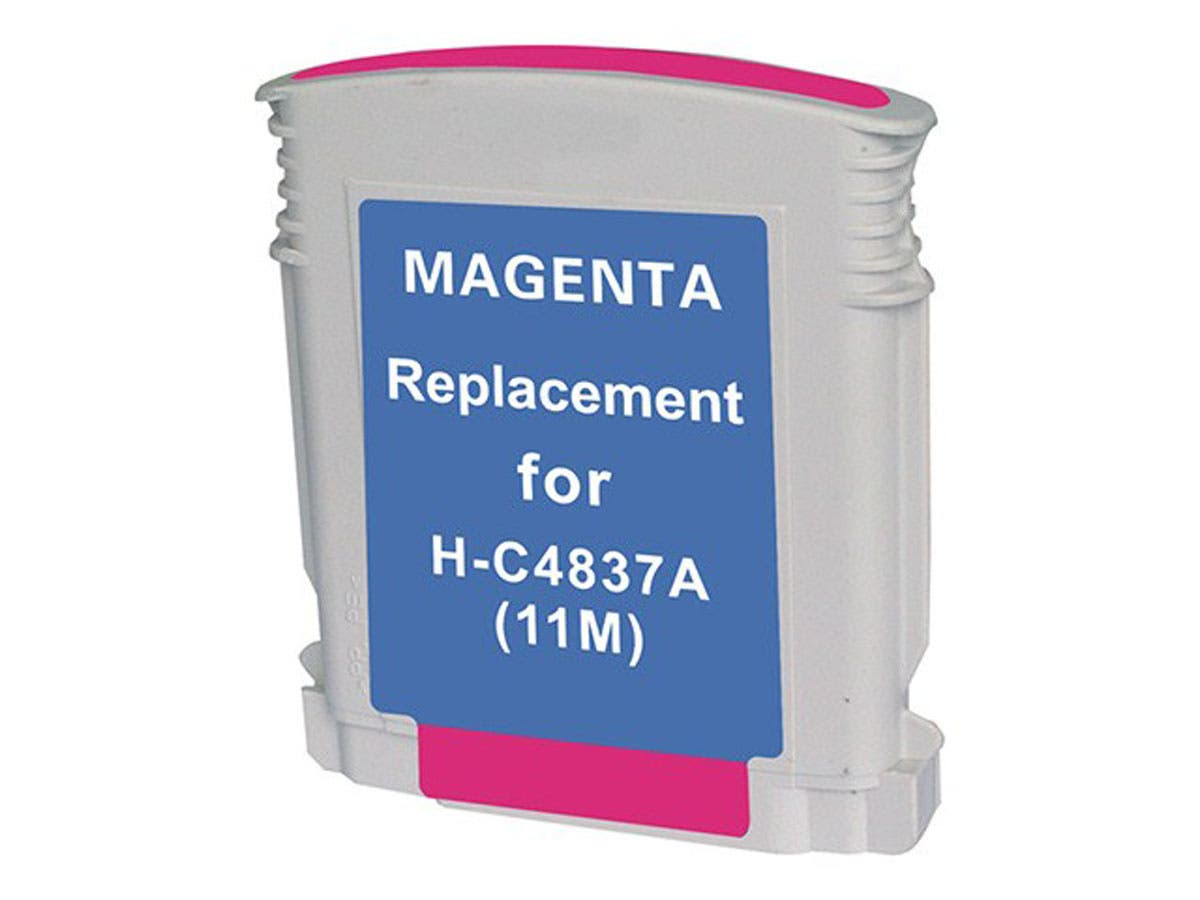 MPI Compatible HP 11M(C4837AN) Inkjet- Magenta
