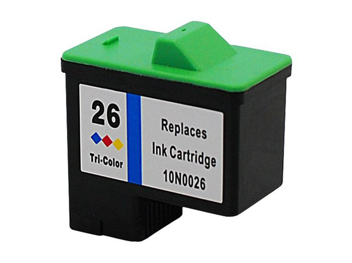 MPI Compatible Lexmark 26 (10N0026) / Dell T0530 (Series 1) Inkjet- Tri Color (Universal)