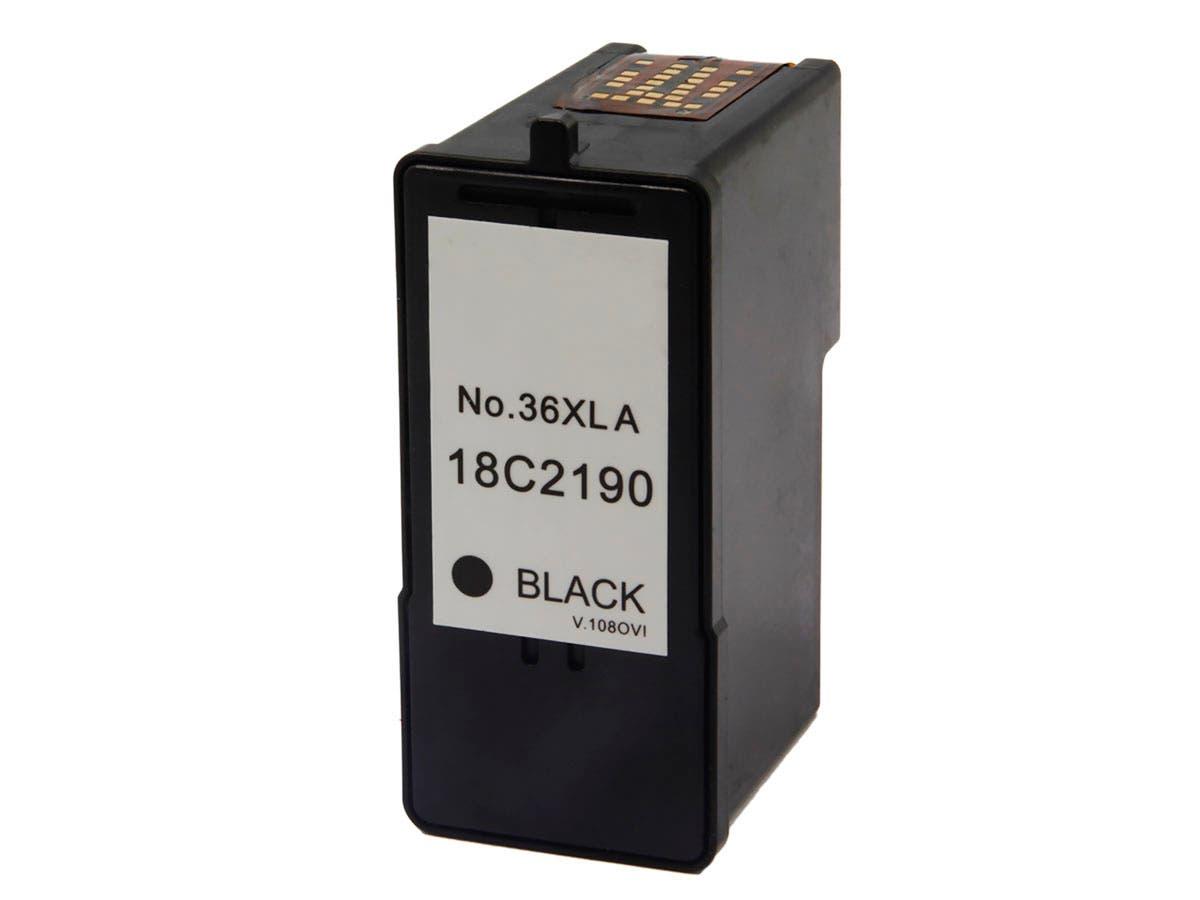 Monoprice Compatible Lexmark 36XLA (18C2190) Inkjet- Black-Large-Image-1