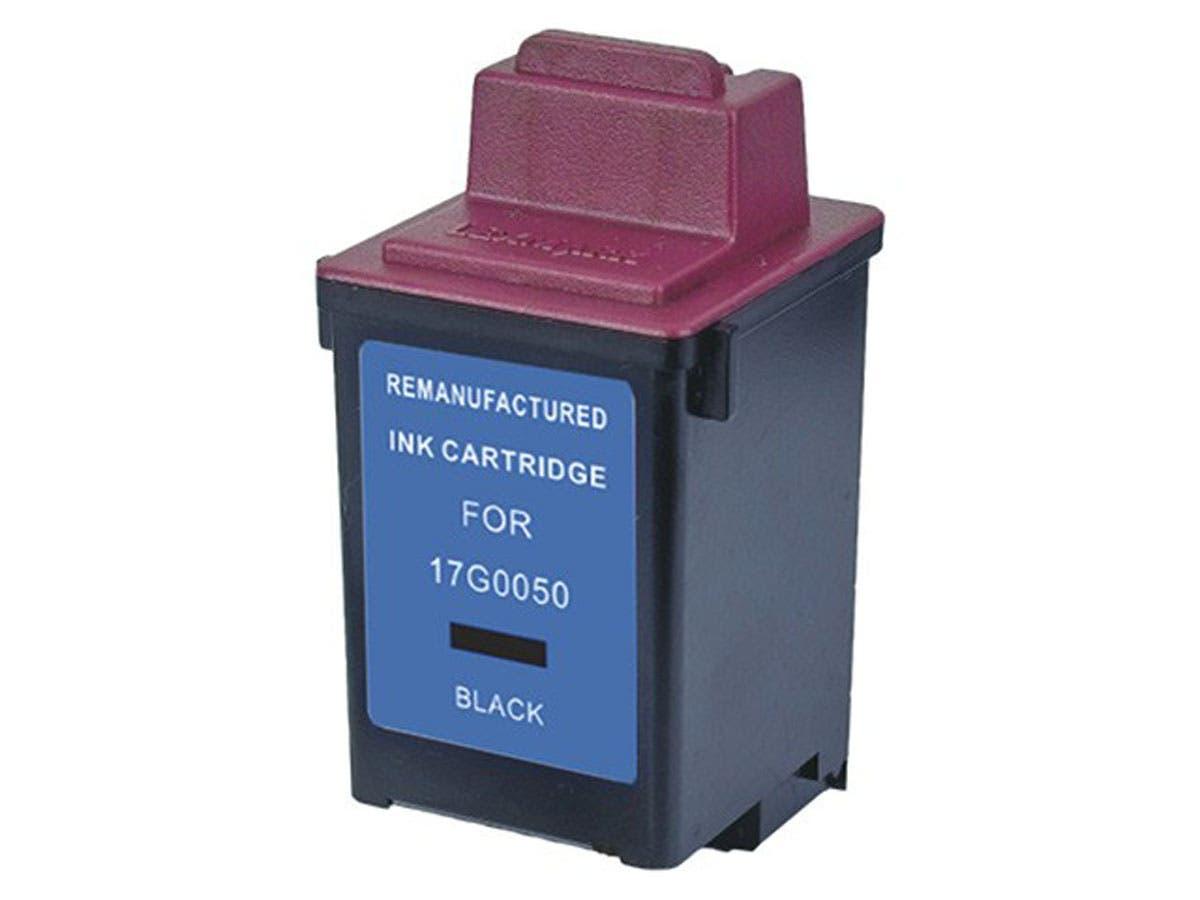 MPI Compatible Lexmark 50 (17G0050) Inkjet- Black-Large-Image-1