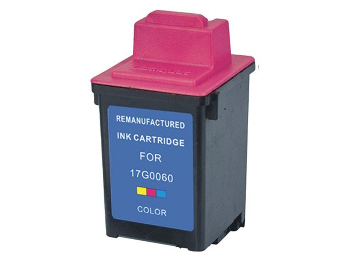 MPI Compatible Lexmark 60 (17G0060) Inkjet- Tri Color